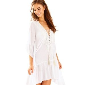 Lilly Pulitzer Tullie Beach Cover-up